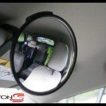 L'importanza dello specchietto retrovisore